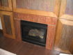 Copper Fireplace Trim and Panels